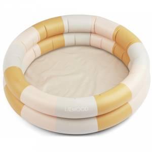 Bilde av Leonore swimmingpool - Stripe: Peach/sandy/yellow