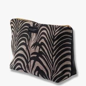 Bilde av VENUS toalettmappe, palm leaves/black