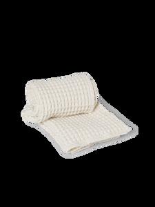 Bilde av Organic Hand Towel Off-White