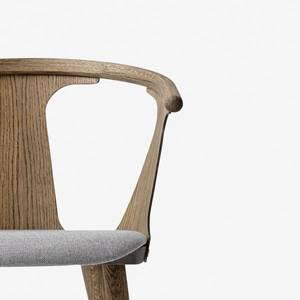 Bilde av In Between Chair SK2 Smoked Oiled Oak med sete