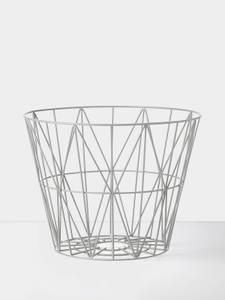 Bilde av Wire Basket - Light Grey - Medium