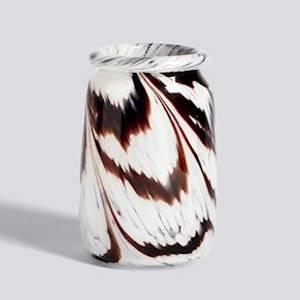 Bilde av SPLASH VASE / ROLL NECK L COFFEE AND WHITE